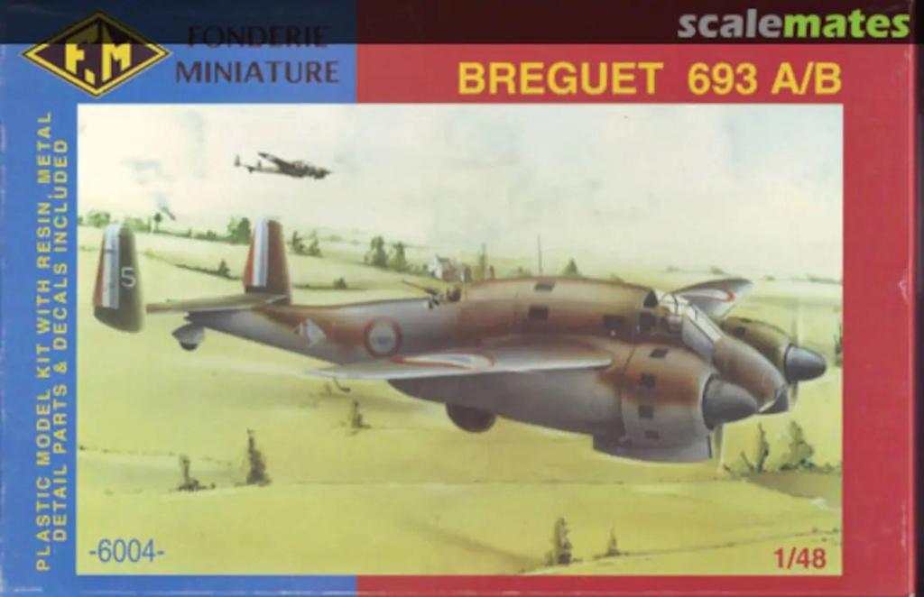 Sp.Hobby 1/72ème Bréguet 693 - Page 2 18047710