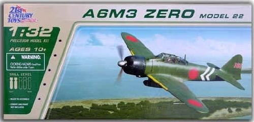 Ouvre boite Hasegawa 09407 A6M3 Zero type 22 Rabaul au 1/48 21st-c10