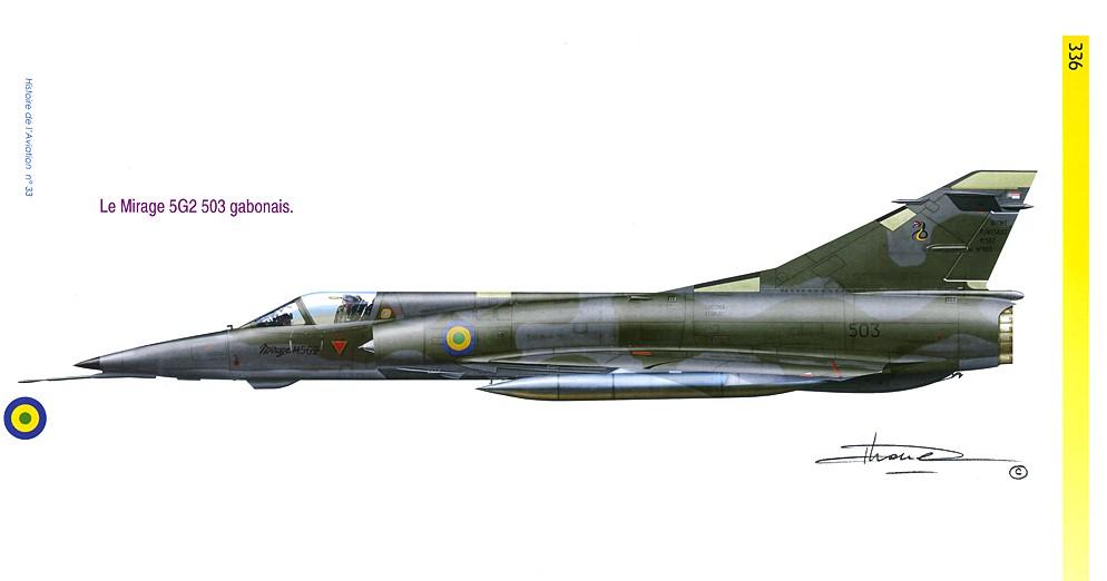 Mirage 5 G2  (HELLER 1/48)   FINI 6_72e210