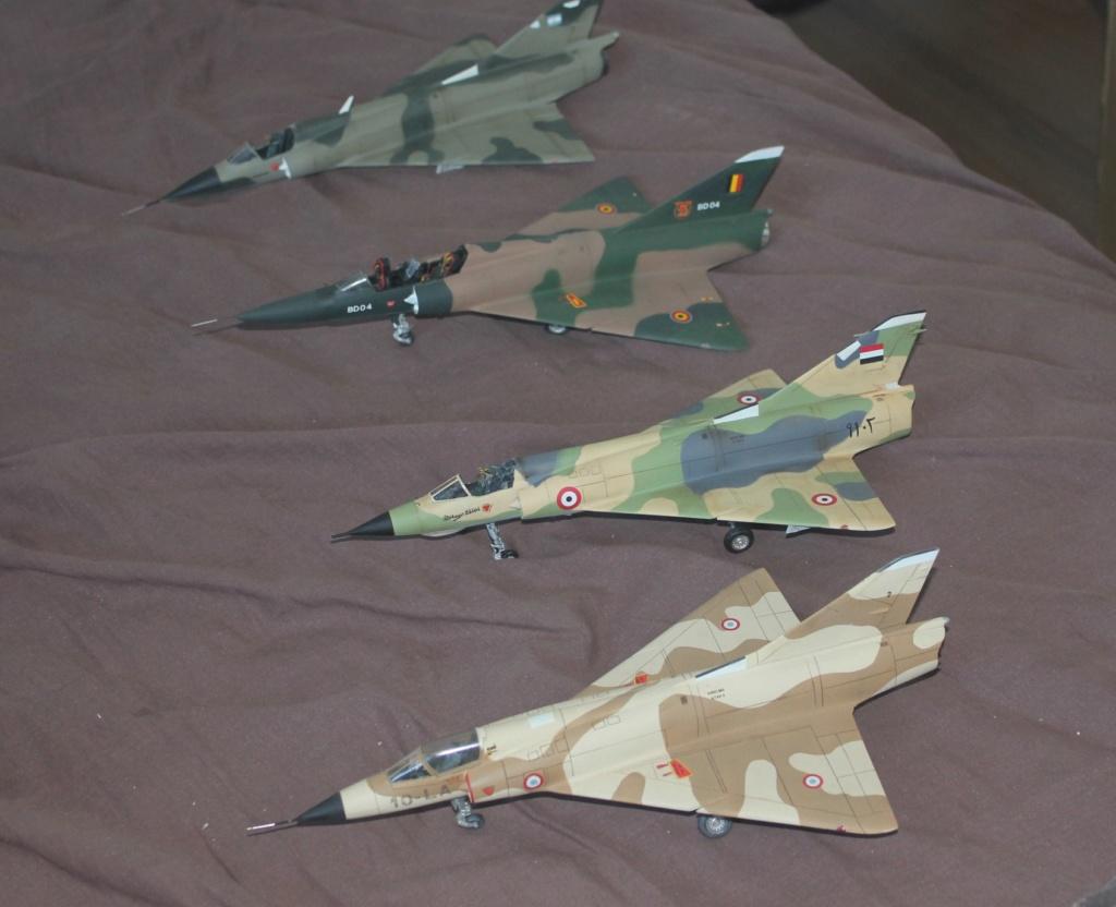 Mirage III BZ ( HELLER 1/48 ) Cimeti10