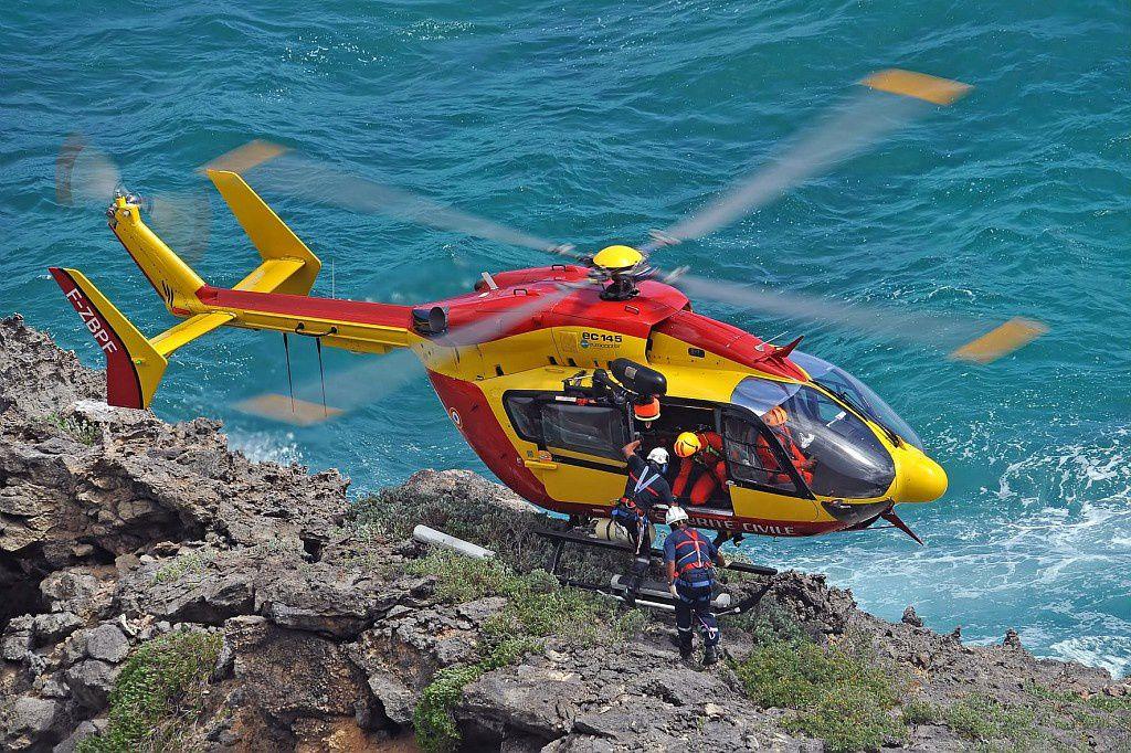 hélicoptère EC 145 au 1/72 Dragon10