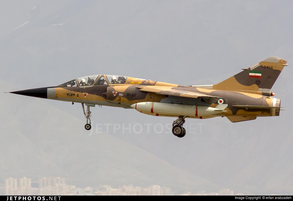 Mirage F1 B  ( F.M.  1/48)  FINI F1_ira11