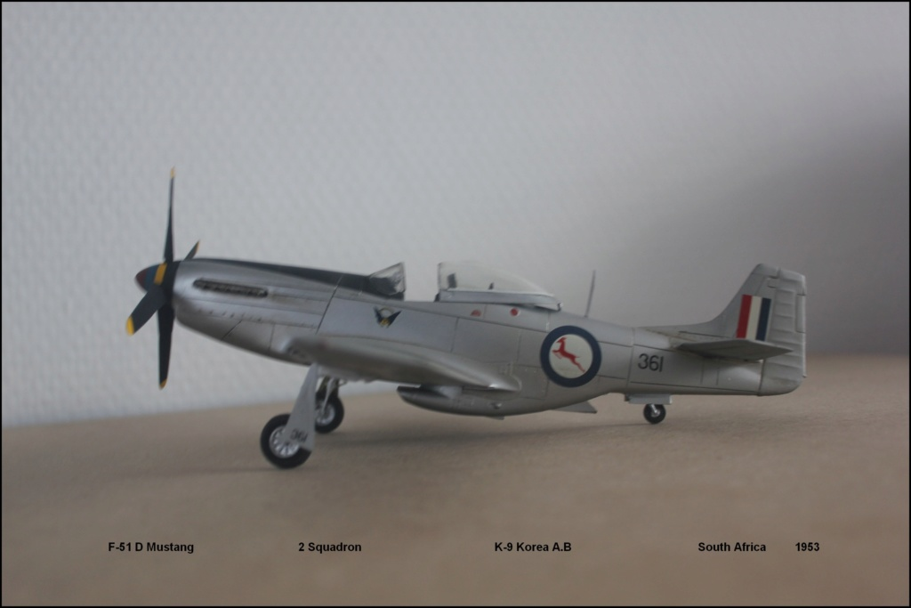 F 51 D  Un Sud Africain en Corée... F51110