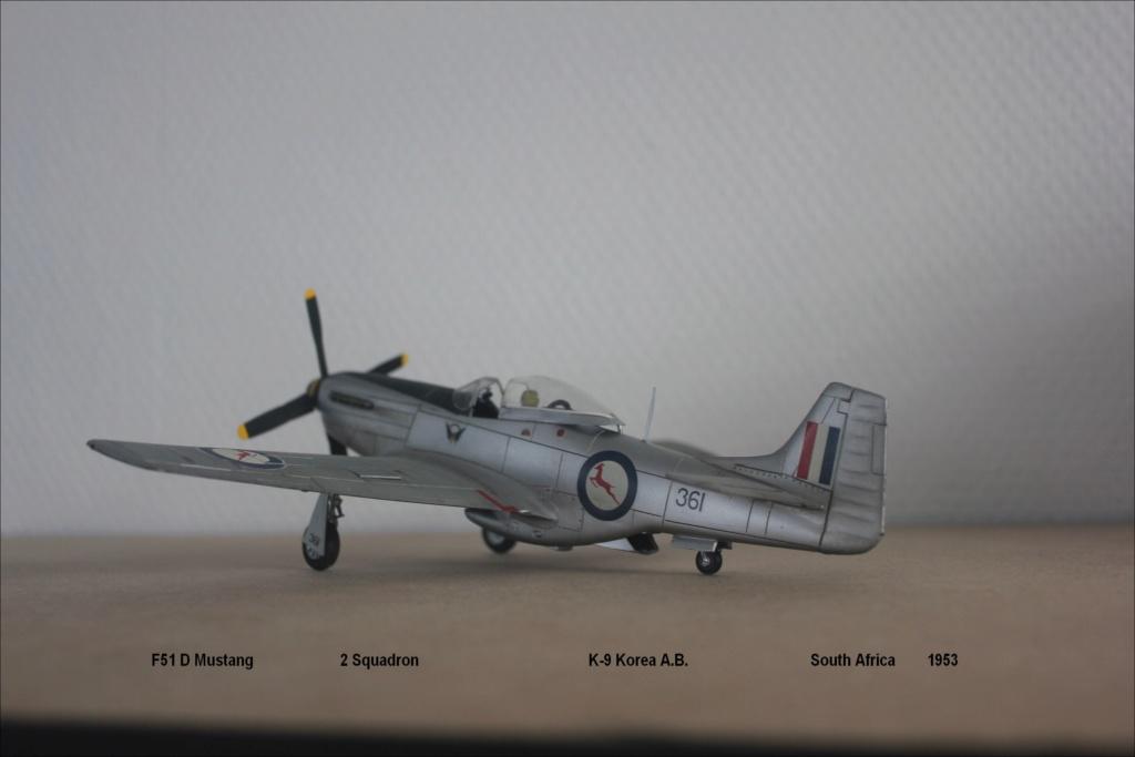 F 51 D  Un Sud Africain en Corée... F51410