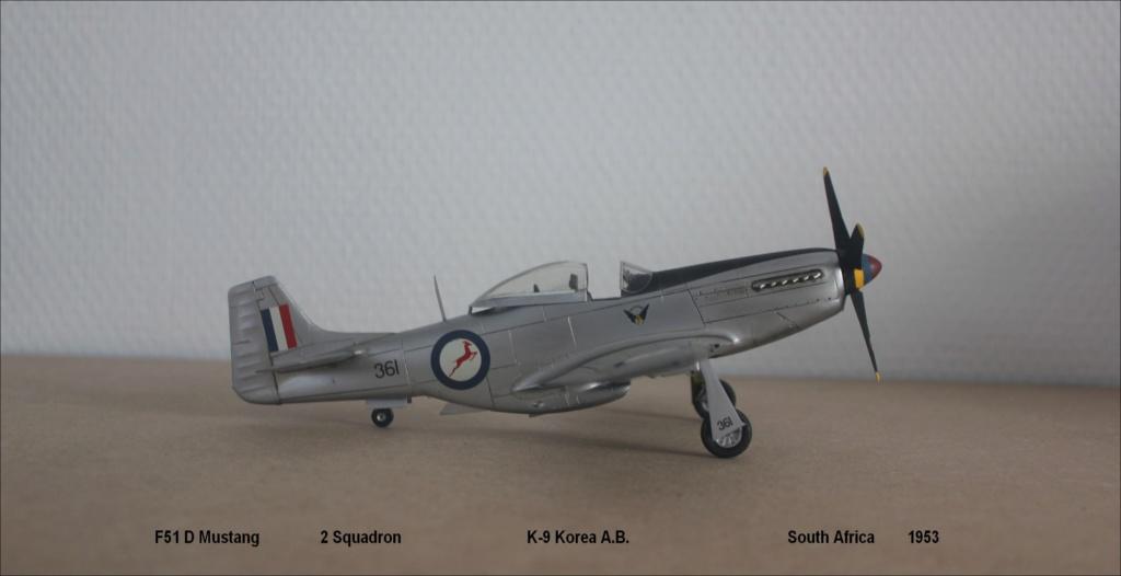 F 51 D  Un Sud Africain en Corée... F51510