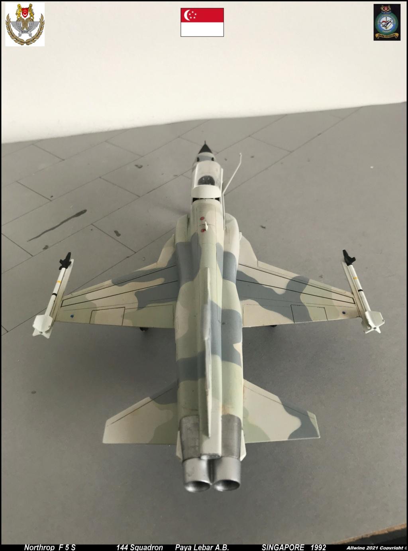 Northrop F 5 E   (Monogram / Revell   1/48)  FINI - Page 2 F5s310