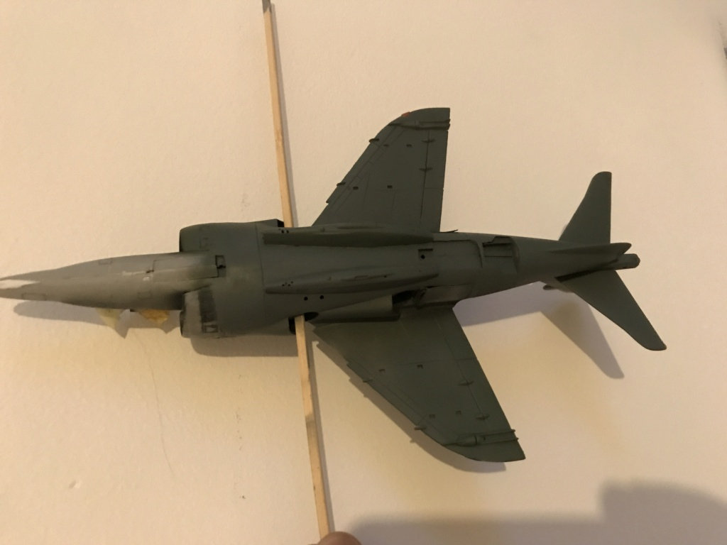 H.S.  HARRIER GR 3    ( AIRFIX  1/48)  FINI - Page 2 Img_0032