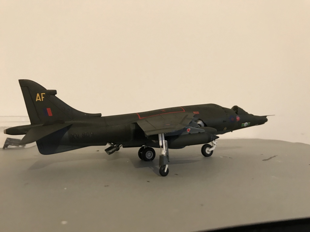 H.S.  HARRIER GR 3    ( AIRFIX  1/48)  FINI - Page 3 Img_0140