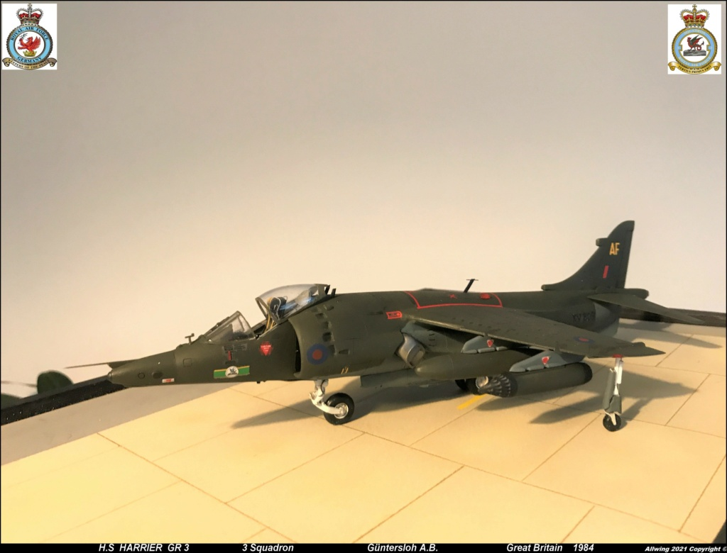H.S.  HARRIER GR 3    ( AIRFIX  1/48)  FINI - Page 4 Img_0216