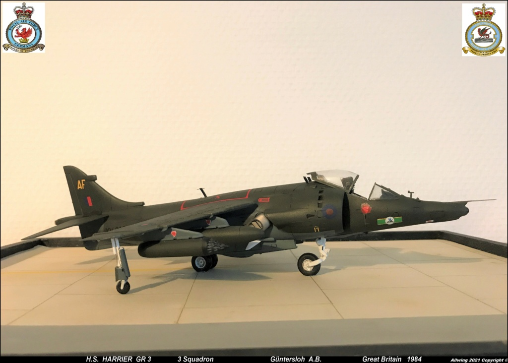 H.S.  HARRIER GR 3    ( AIRFIX  1/48)  FINI - Page 4 Img_0217