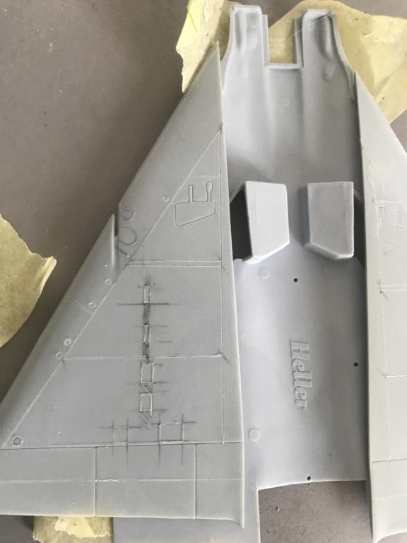 Mirage 5 G2  (HELLER 1/48)   FINI Img_0421