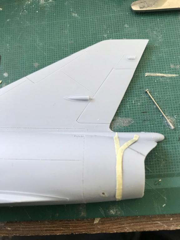 Mirage 5 G2  (HELLER 1/48)   FINI Img_0512