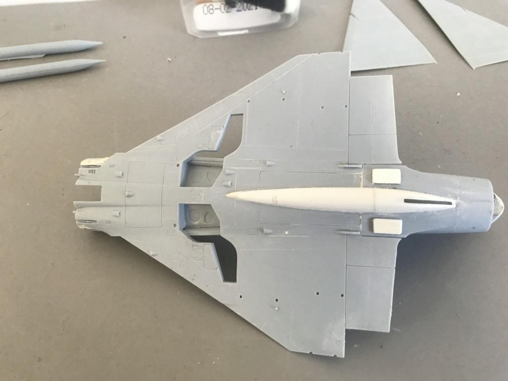 Mirage 5 G2  (HELLER 1/48)   FINI Img_0513