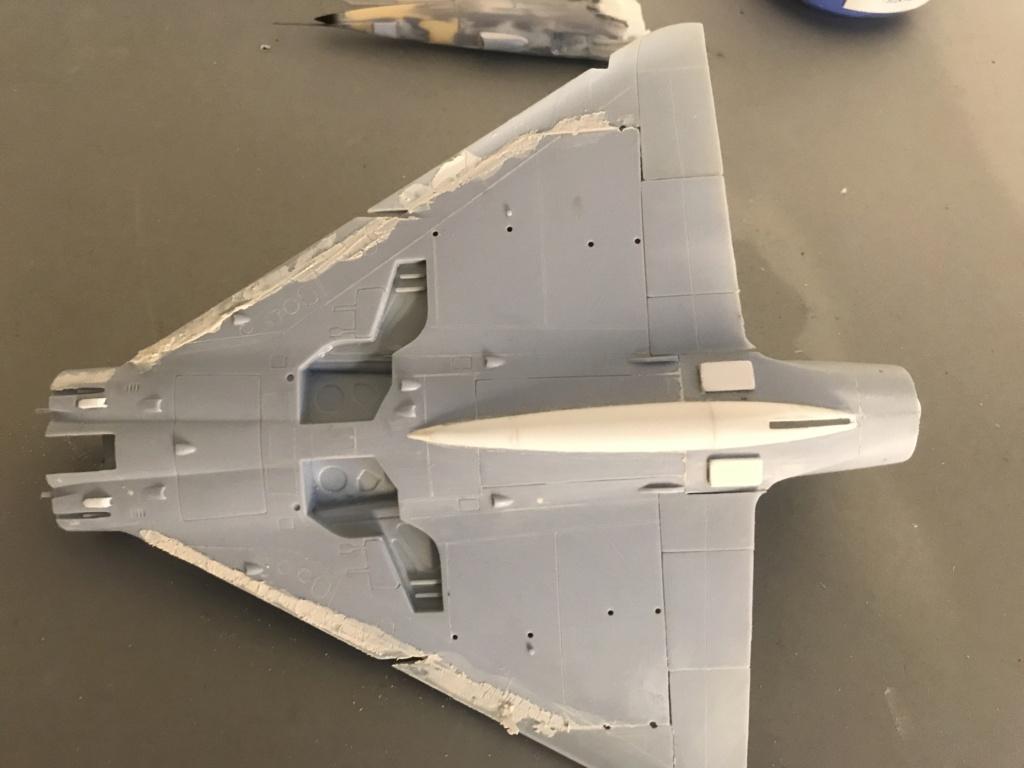 Mirage 5 G2  (HELLER 1/48)   FINI Img_0516