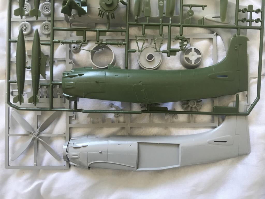 SKYRAIDER  AEW 1  (ESCI/ ITALERI 1/48)   FINI Img_0554
