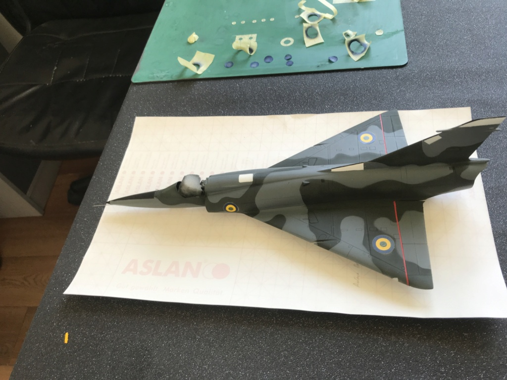 Mirage 5 G2  (HELLER 1/48) - Page 3 Img_0931