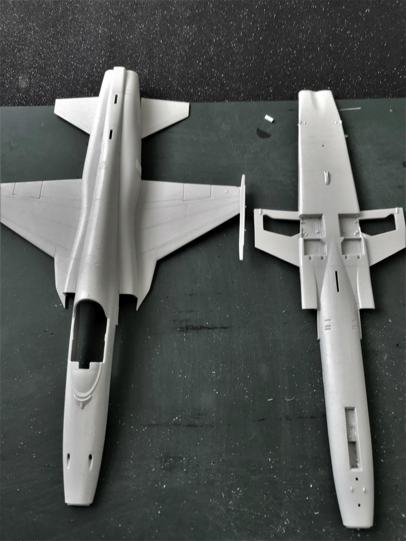 Northrop F 5 E   (Monogram / Revell   1/48)  FINI Img_2120