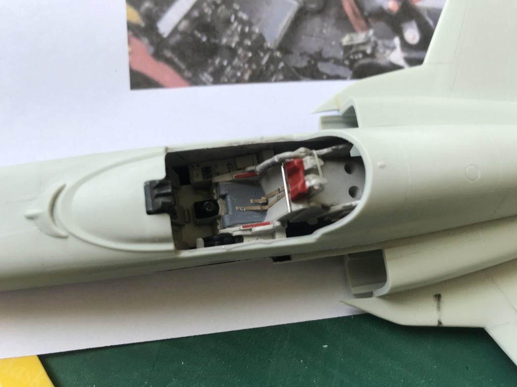 Northrop F 5 E   (Monogram / Revell   1/48)  FINI Img_2125