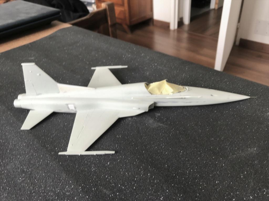 Northrop F 5 E   (Monogram / Revell   1/48)  FINI Img_2212