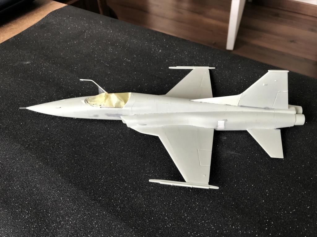 Northrop F 5 E   (Monogram / Revell   1/48)  FINI Img_2213