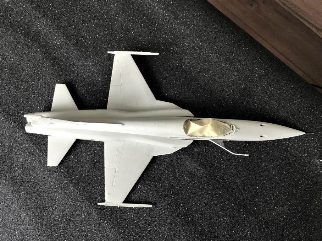 Northrop F 5 E   (Monogram / Revell   1/48)  FINI Img_2214