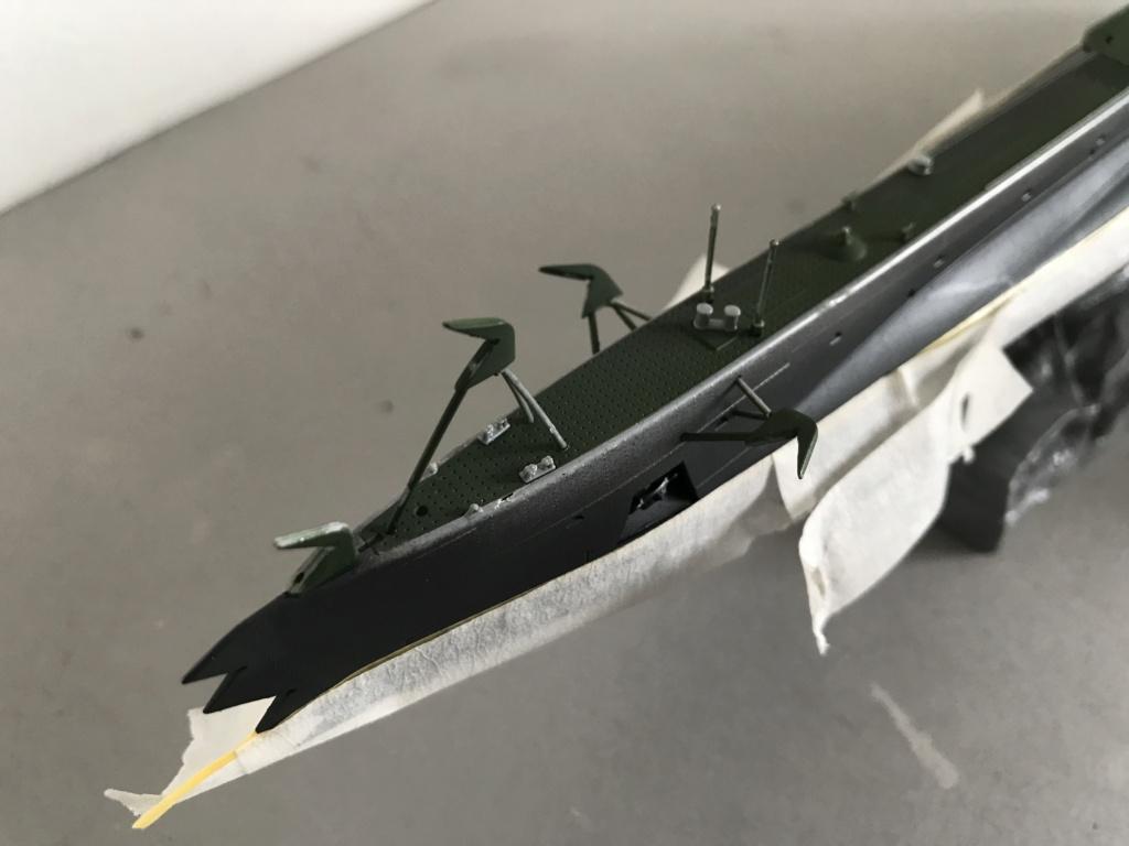 Sous marin Soviétique  SHCHUKA  classe X   (ZVEDA  1/144)    FINI Img_2626