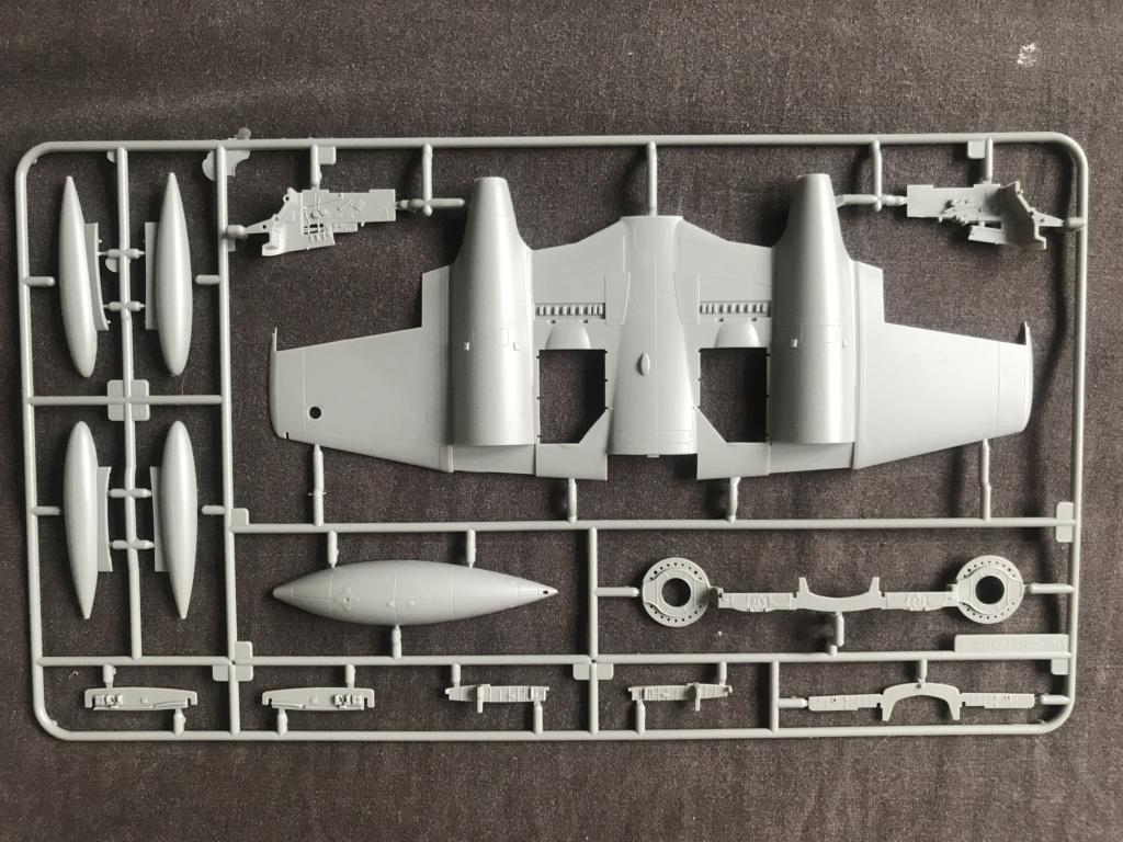 GLOSTER METEOR F8  ( AIRFIX  1/48)  FINI Img_2711