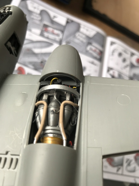 GLOSTER METEOR F8  ( AIRFIX  1/48)  FINI - Page 2 Img_2915