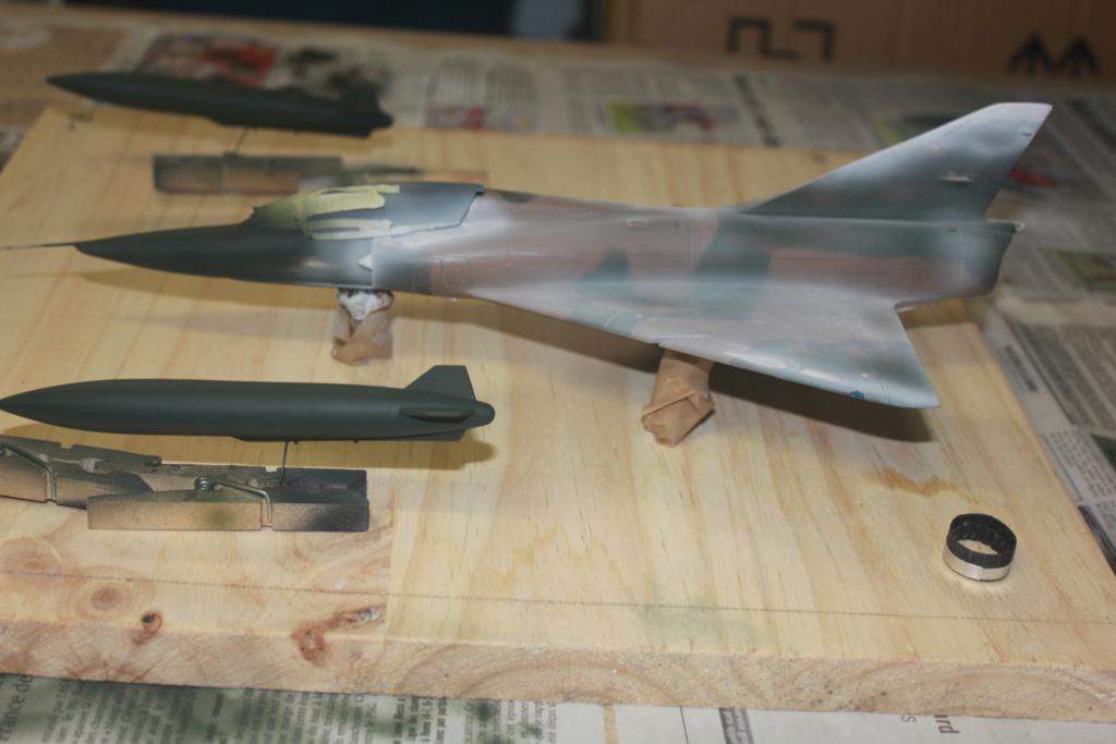 Mirage V Belgium  (restauration d'un Heller au 1/48) - Page 2 Img_4323
