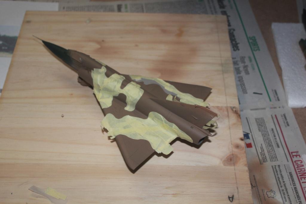 Mirage V Belgium  (restauration d'un Heller au 1/48) - Page 2 Img_4412