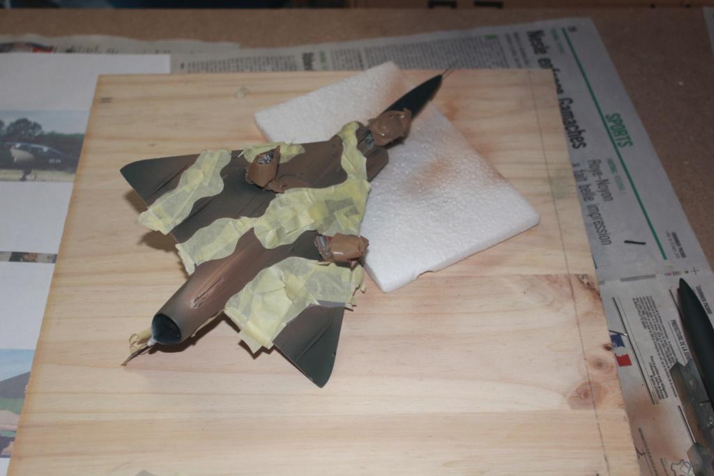 Mirage V Belgium  (restauration d'un Heller au 1/48) - Page 2 Img_4414