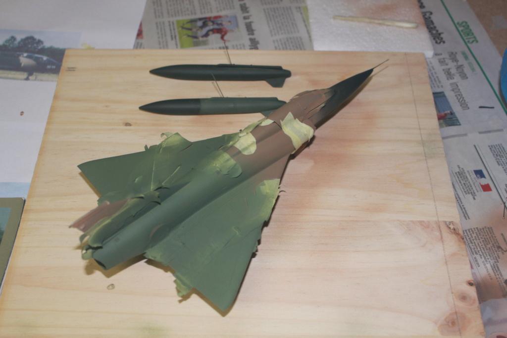 Mirage V Belgium  (restauration d'un Heller au 1/48) - Page 2 Img_4416