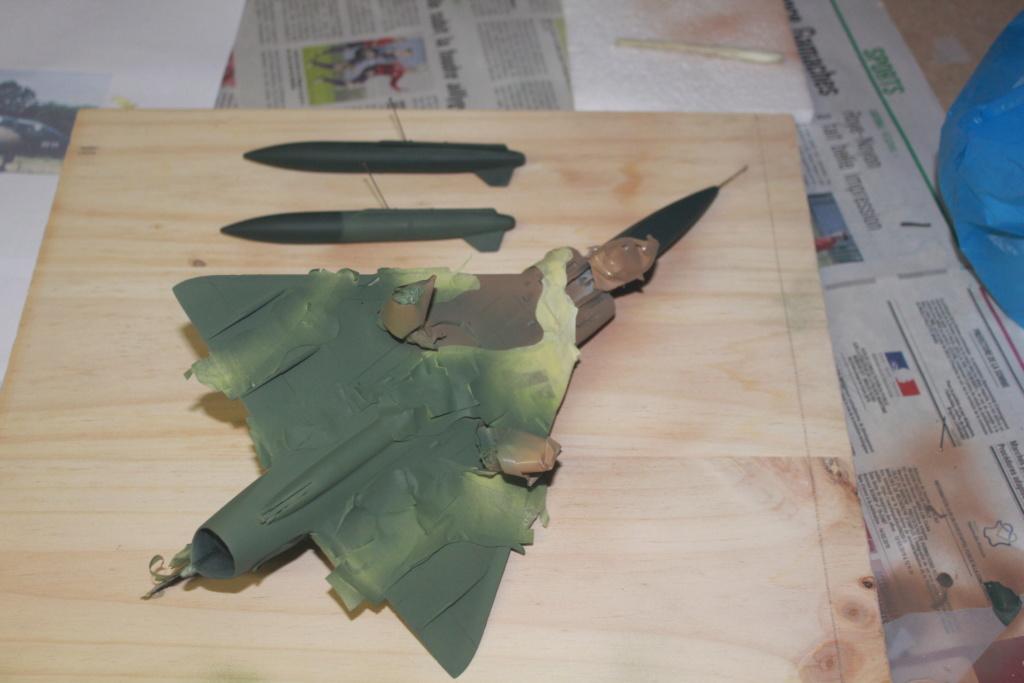 Mirage V Belgium  (restauration d'un Heller au 1/48) - Page 2 Img_4417