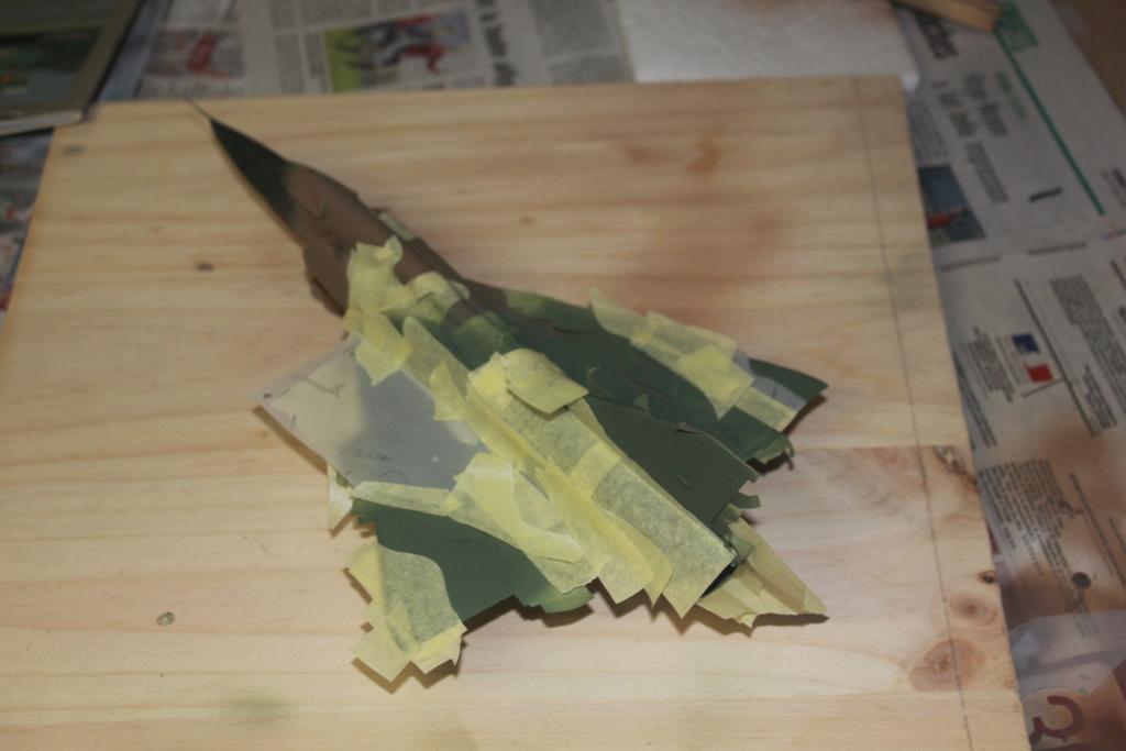 Mirage V Belgium  (restauration d'un Heller au 1/48) - Page 2 Img_4419