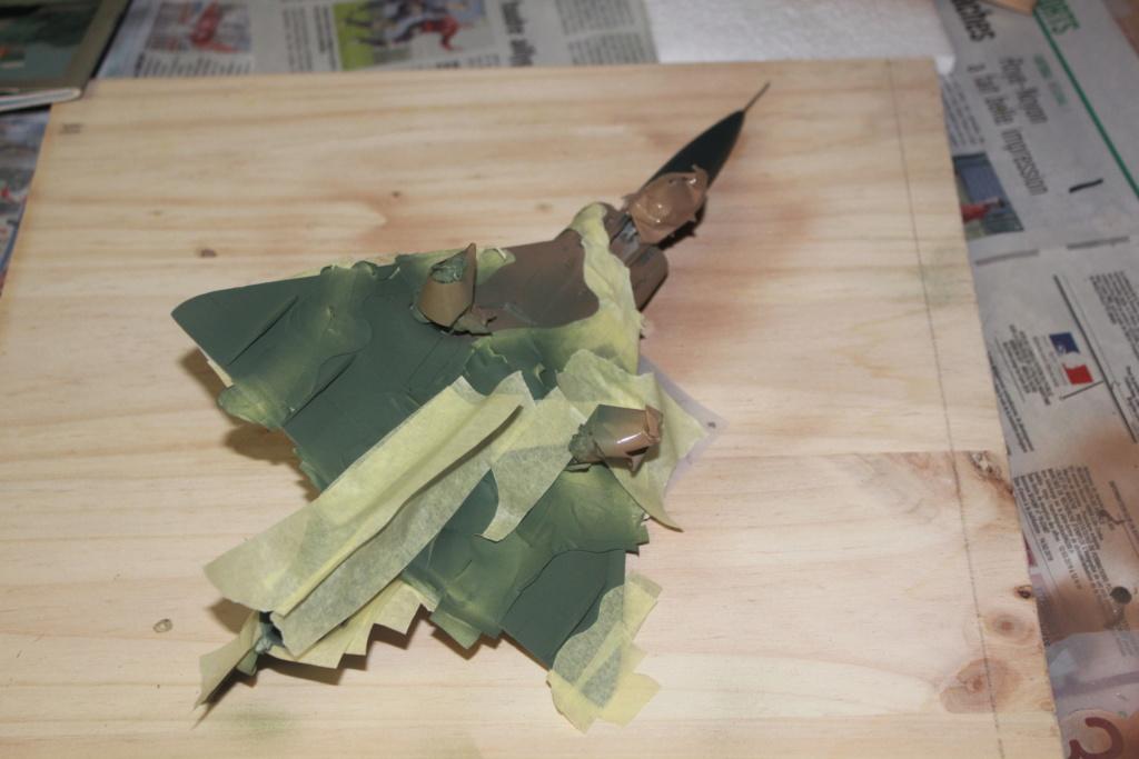 Mirage V Belgium  (restauration d'un Heller au 1/48) - Page 2 Img_4420