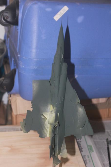 Mirage V Belgium  (restauration d'un Heller au 1/48) - Page 2 Img_4421