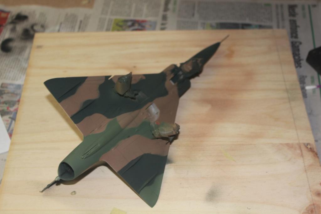 Mirage V Belgium  (restauration d'un Heller au 1/48) - Page 2 Img_4424