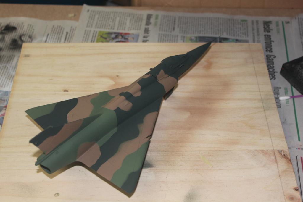 Mirage V Belgium  (restauration d'un Heller au 1/48) - Page 2 Img_4425