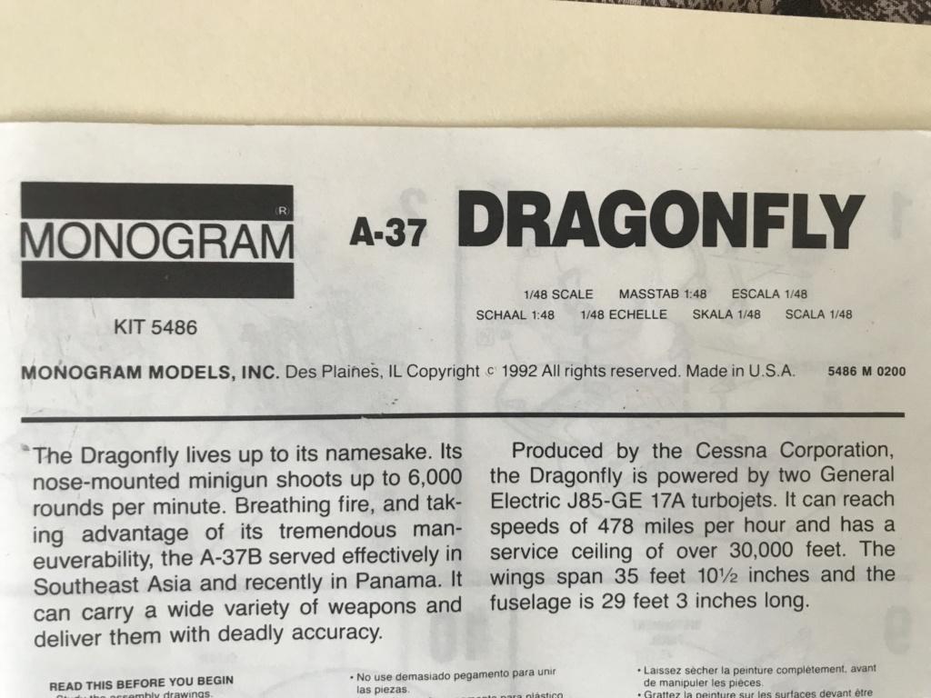 A 37 Dragonfly   (MONOGRAM  1/48) Img_4540