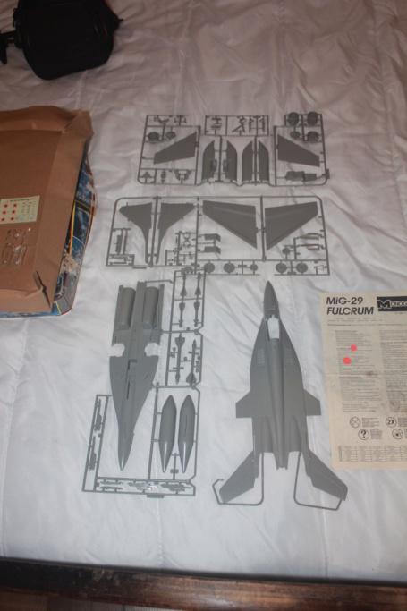 Défi 2020 - MiG 29 ( Monogram 1/48) *** Terminé en pg 5 Img_4929