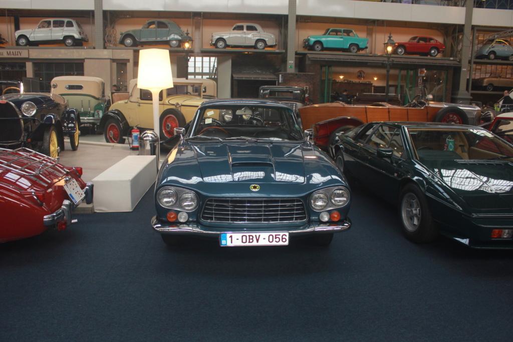 Musee Royal de l'auto BRUXELLES Img_4958