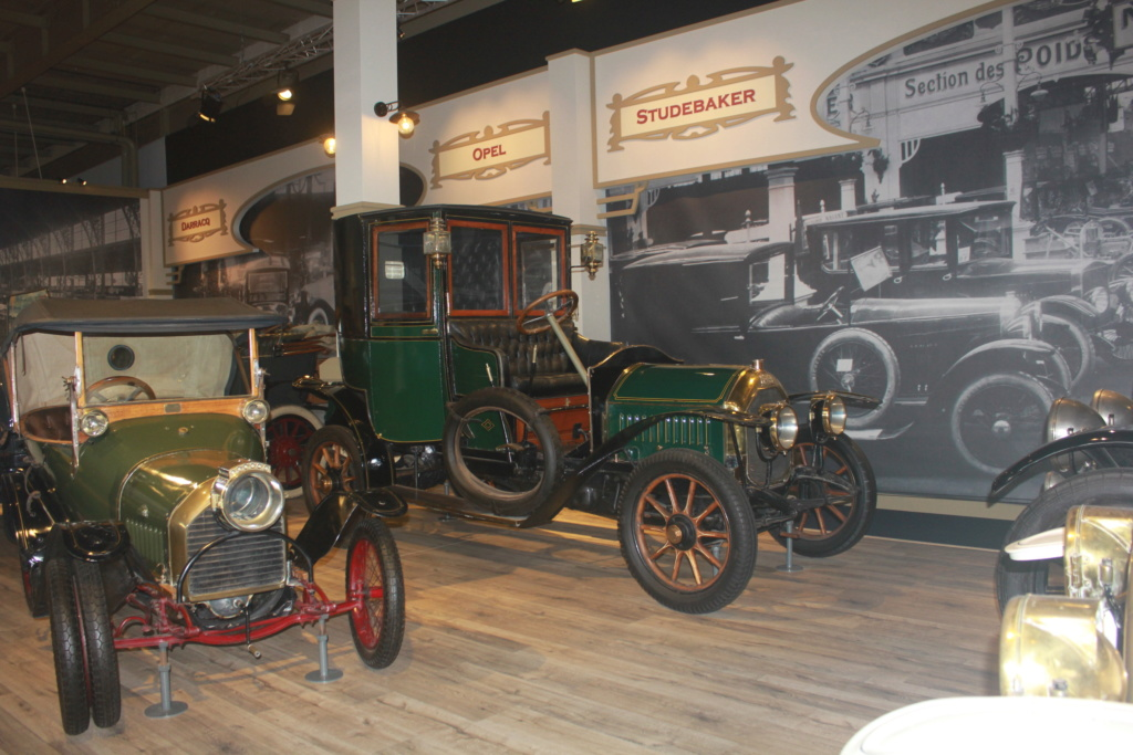 Musee Royal de l'auto BRUXELLES Img_5044