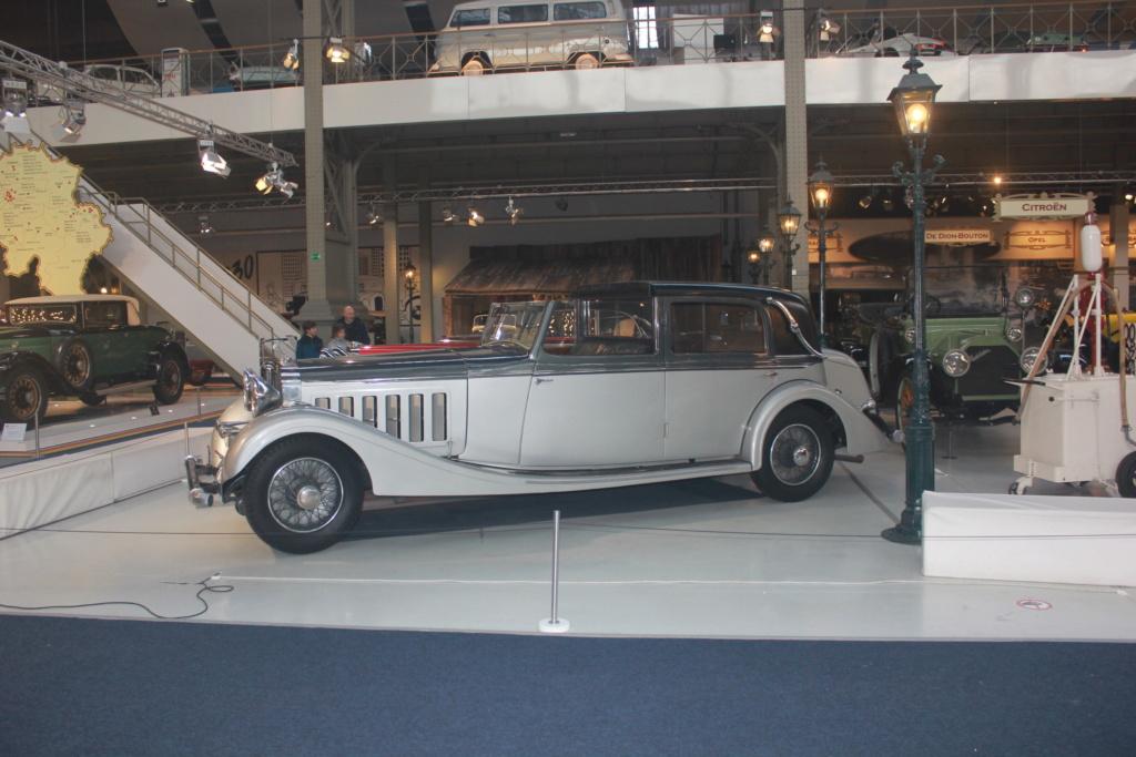Musee Royal de l'auto BRUXELLES Img_5050