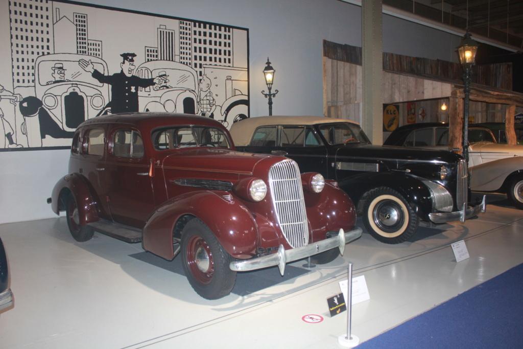 Musee Royal de l'auto BRUXELLES Img_5081