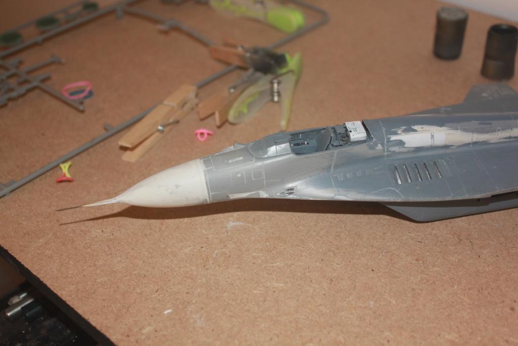 Défi 2020 - MiG 29 ( Monogram 1/48) *** Terminé en pg 5 - Page 3 Img_5241