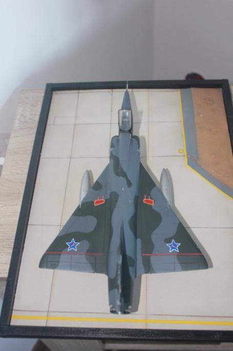 "Mirage III RZ   (Heller + transkit ""Ouragan M25"" 1/48)  FINI - Page 2 Img_5281"