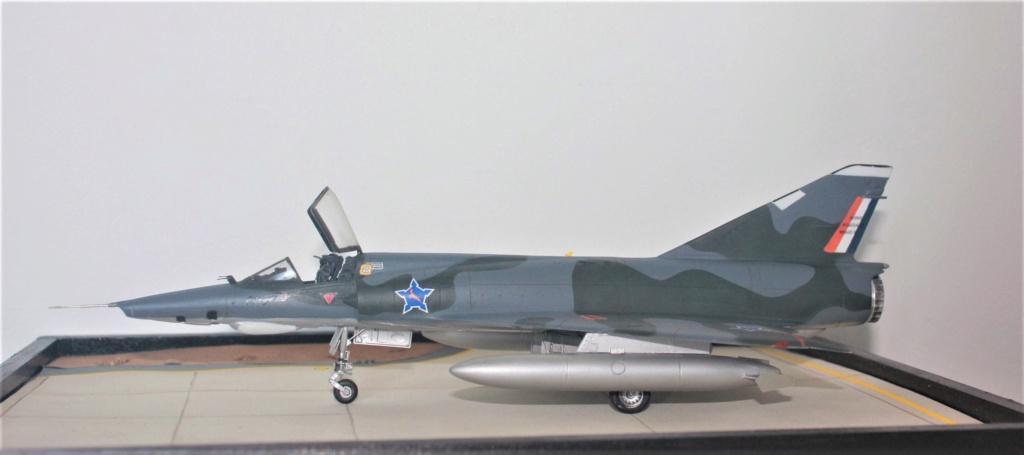 "Mirage III RZ   (Heller + transkit ""Ouragan M25"" 1/48)  FINI - Page 2 Img_5283"
