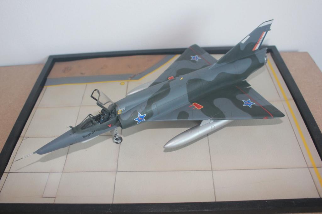 "Mirage III RZ   (Heller + transkit ""Ouragan M25"" 1/48)  FINI - Page 2 Img_5338"