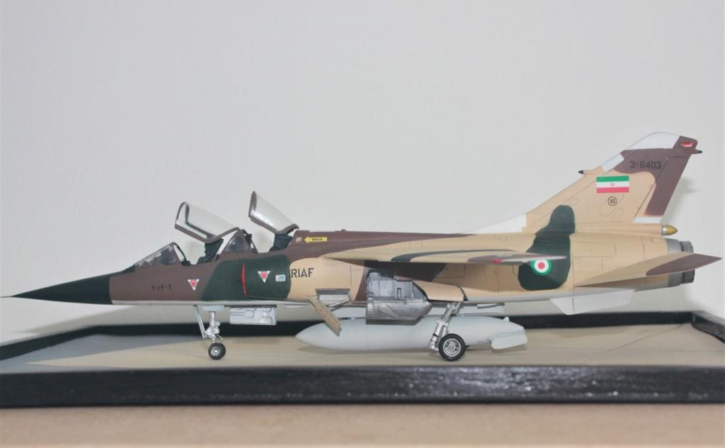 Mirage F1 B  ( F.M.  1/48)  FINI - Page 2 Img_5343