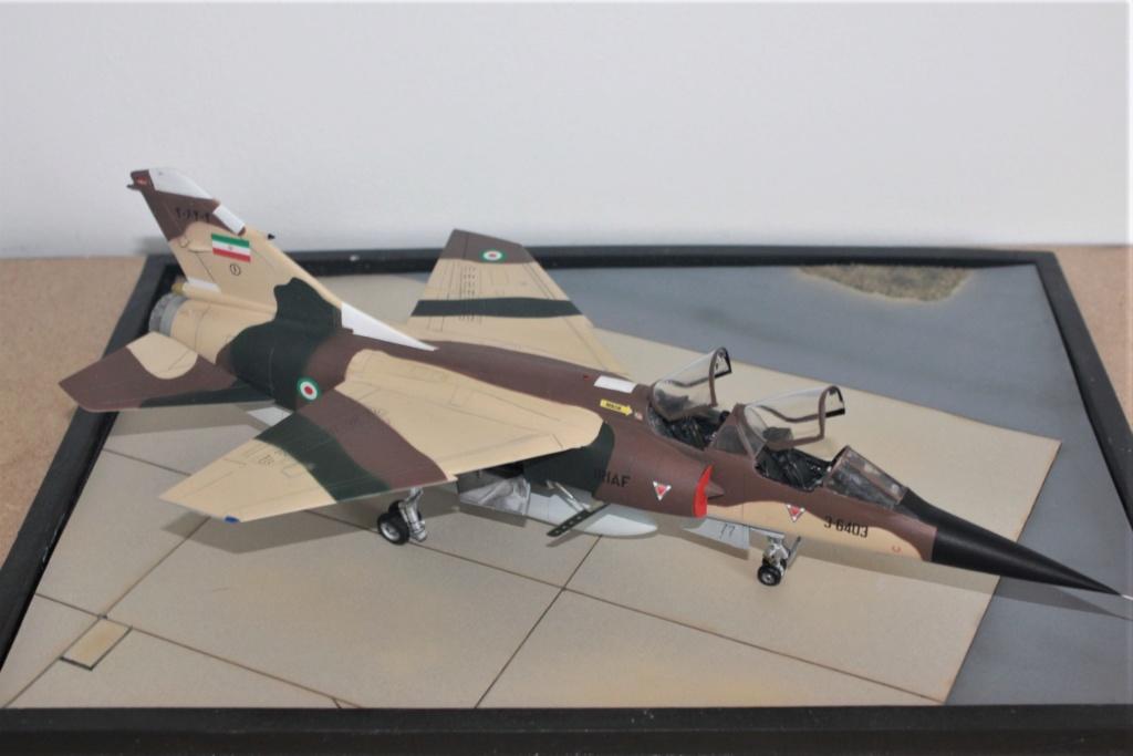 Mirage F1 B  ( F.M.  1/48)  FINI - Page 2 Img_5344